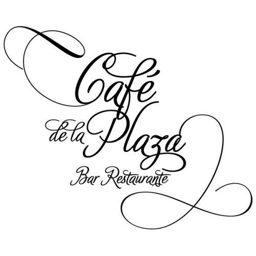 GDG cafe de la plaza logo