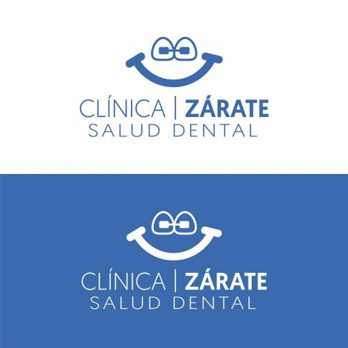 clinica dental Zarate logotipo